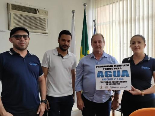 Programa Mobiliza Todos pela Água visita o município de Joanésia