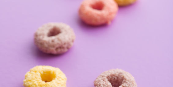 Fruity Cereal Body Scrub