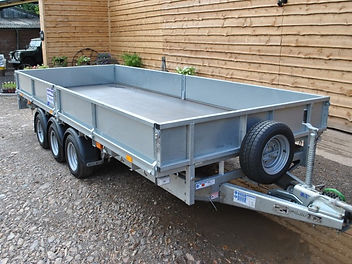 trailer hire somerset