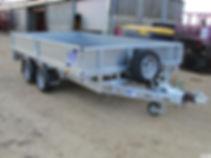trailer hire somerset