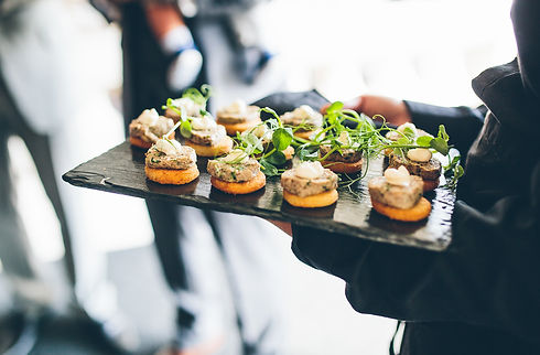 pate-canapes-wedding-food-combermere-abb