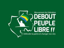 """Gabon: """"Debout Peuple Libre"""", un mouvement lancé pour conclure la lutte pour la libération."""
