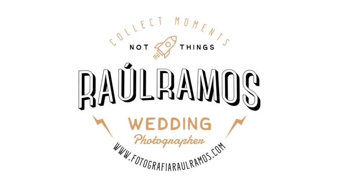 Raul Ramos - Wedding Photographer logo s