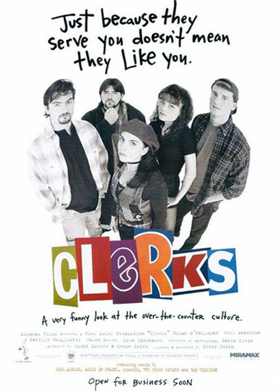 Cult Series: Clerks - or 'How I Learned to Get Up and Do Something'