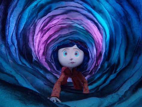 Cult Series: Coraline - Different, daring and refreshingly dark