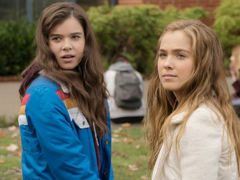 The Edge of Seventeen - a third of the Holy Trinity of female coming-of-age