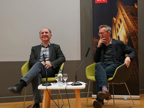 Renowned director, writer and producer Armando Iannucci discusses 'The Death of Stalin', politics an