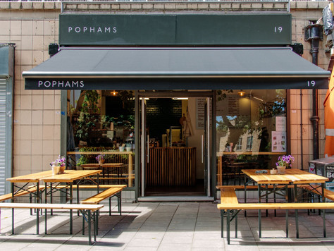 In Conversation with Ollie Gold, Founder of North London Bakery Popham's