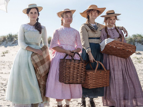"""""""Little Women"""" – Alive And Begging For The World to Know"""