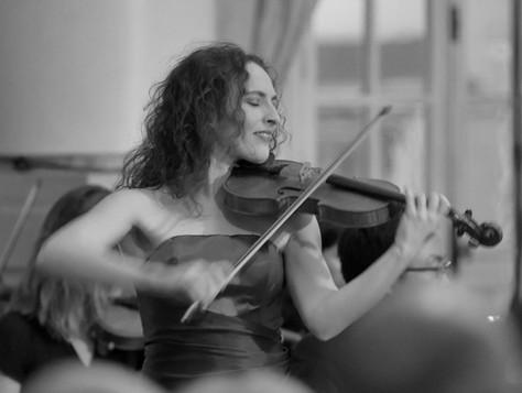 Elsa Moatti - violon