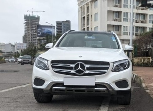 2018 Mercedes Benz GLC220d