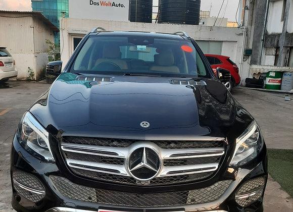 2018 Mercedes Benz GLE250d