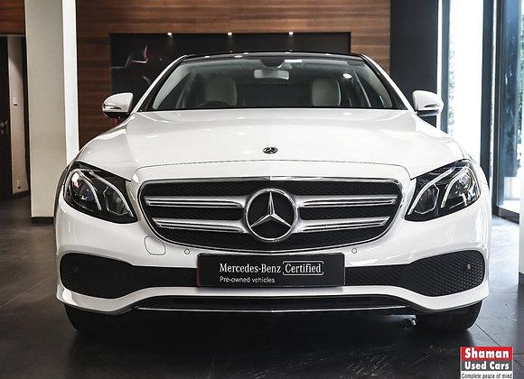 2019 Mercedes-Benz E220d Exclusive MMC