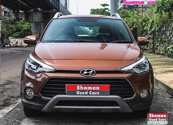 2016 Hyundai I20 Active CRDi S