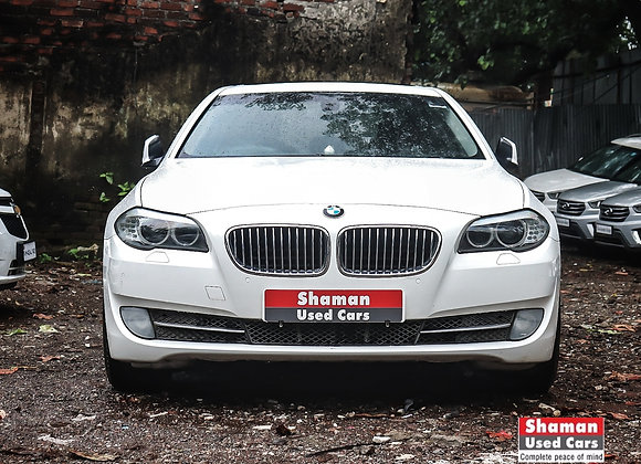 2010 BMW 5 Series 525d Luxury Plus