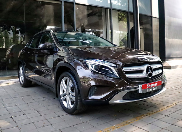 2015 Mercedes Benz GLA200 CDI