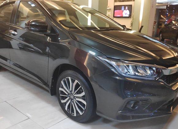 2018 Honda City ZX CVT