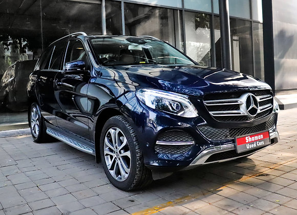 2017 Mercedes Benz GLE250d