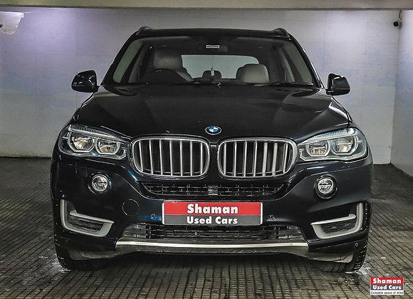 2015 BMW X5 30d Xdrive