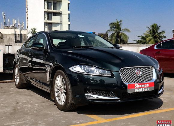 2014 Jaguar XF 2.2 Luxury