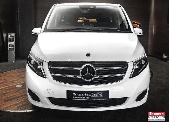 2018 Mercedes-Benz V 220d Expression
