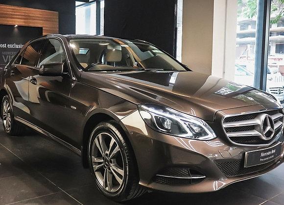 2015 Mercedes Benz E250 CDI