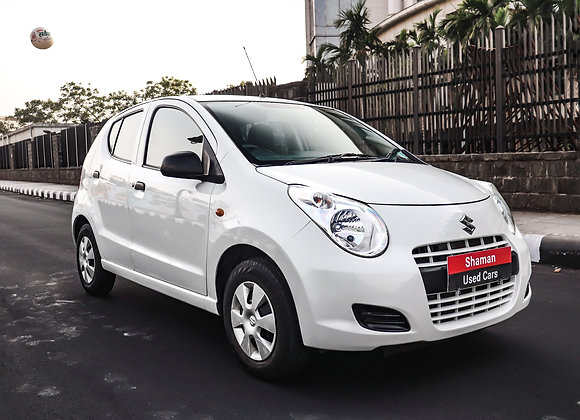 2012 Maruti Suzuki A-Star VXI AT