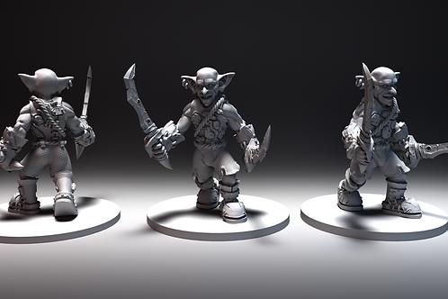 Goblin 14 - Short Swords Standing
