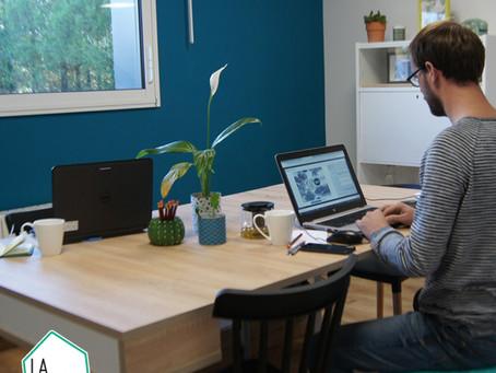 Faites-vous du bien : demandez à votre employeur de bénéficier d'un lieu de co-working !