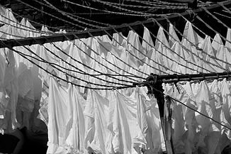 Lave-linge suspendu