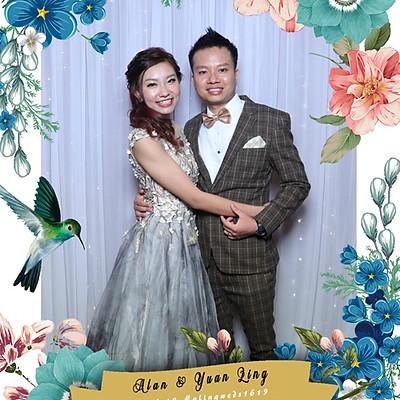 Wedding of Alan & Yuan Ling