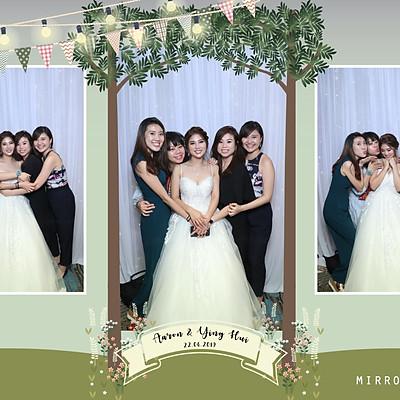 Wedding of Aaron and Ying Hui