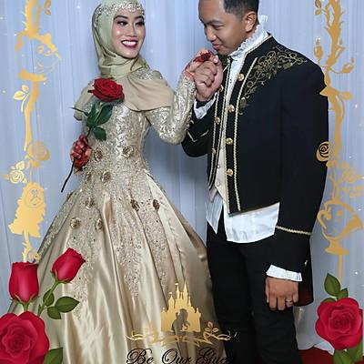 Wedding of Mr and Mrs Kalifah
