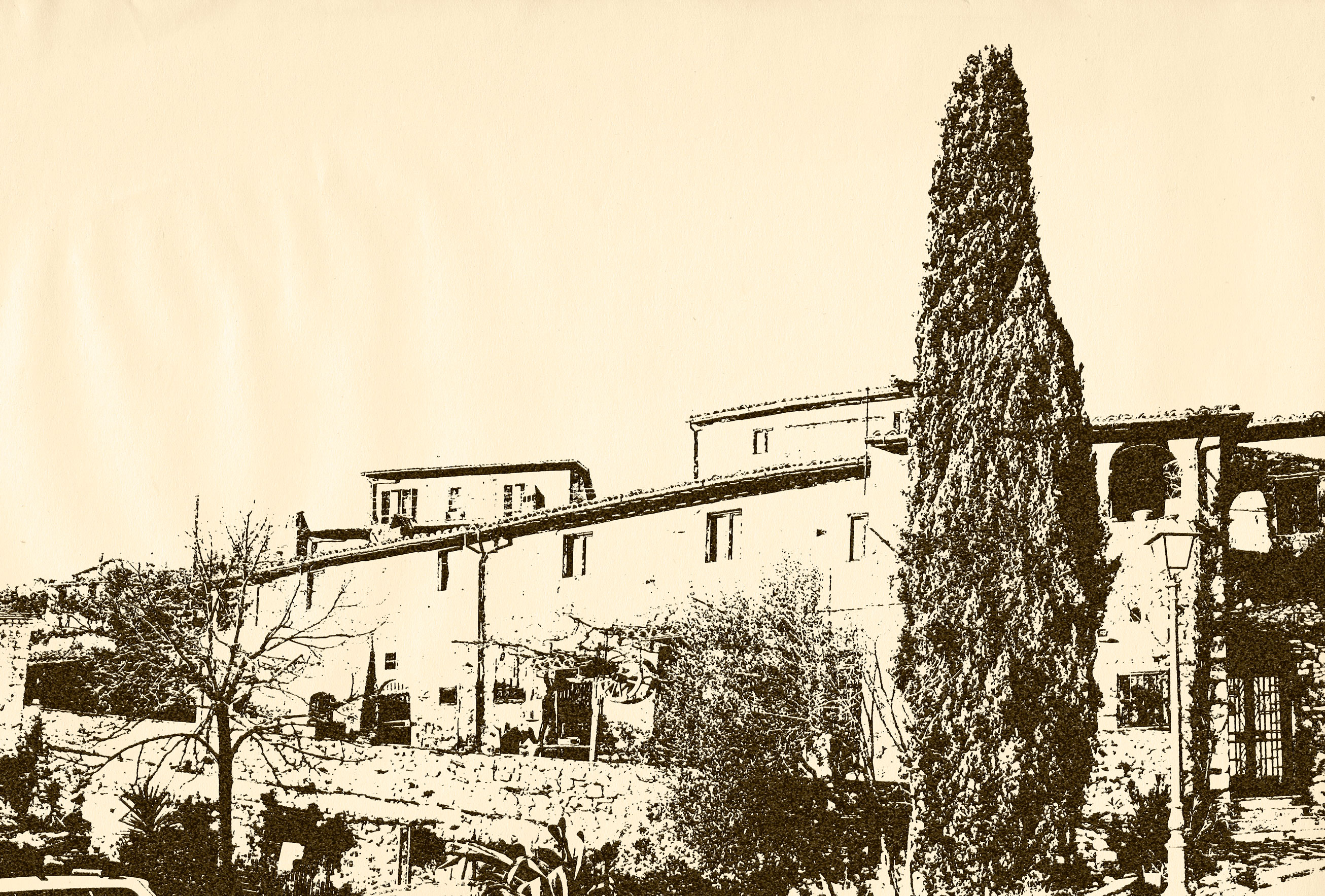 Old Castellina