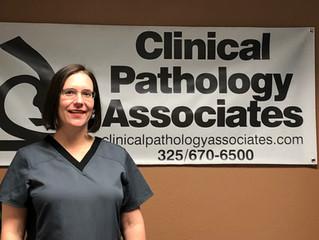 Clinical Pathology Associates has a new Pathologist Assistant