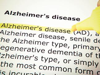 Mean Alzheimer's Spell Broken
