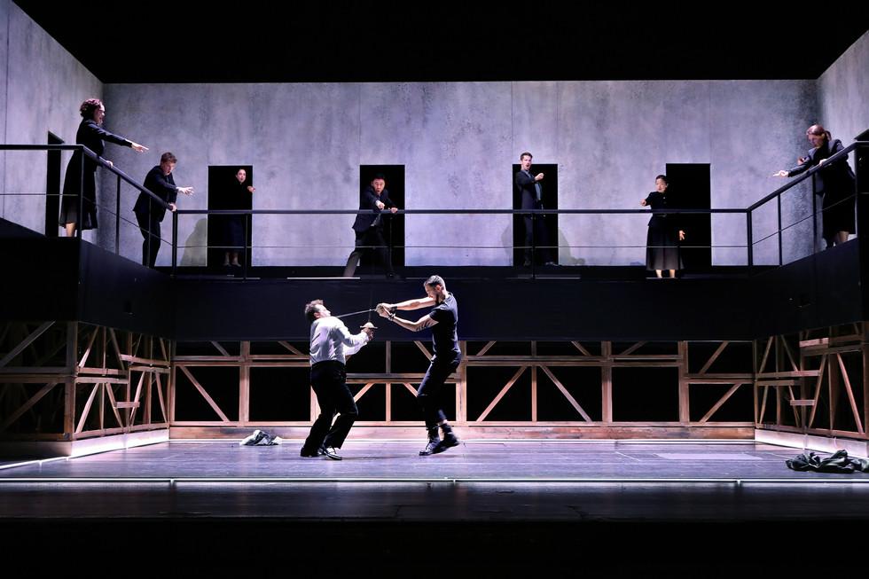 Romeo und Julia, Deutsche Oper am Rhein, Regie: Manuel Schmitt.j