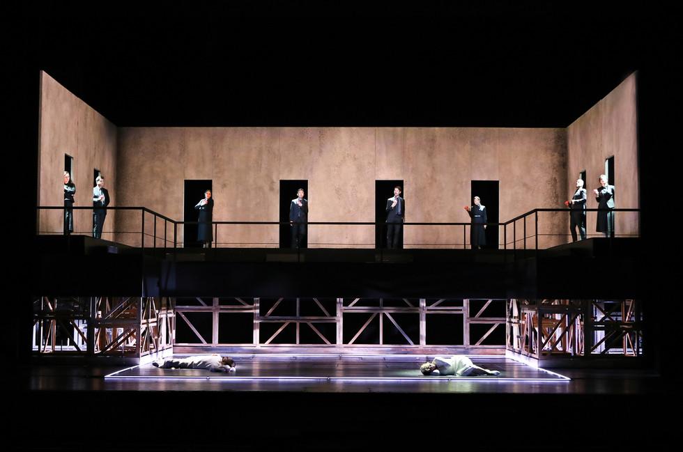 Romeo und Julia, Deutsche Oper am Rhein, Regie: Manuel Schmitt