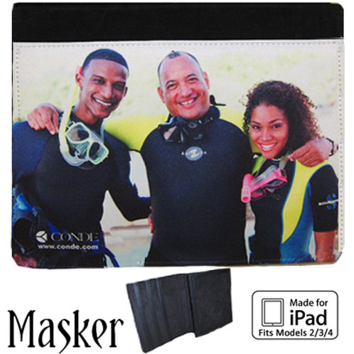 Masker Case for iPad 2/3/4 and iPad Air Ver 1