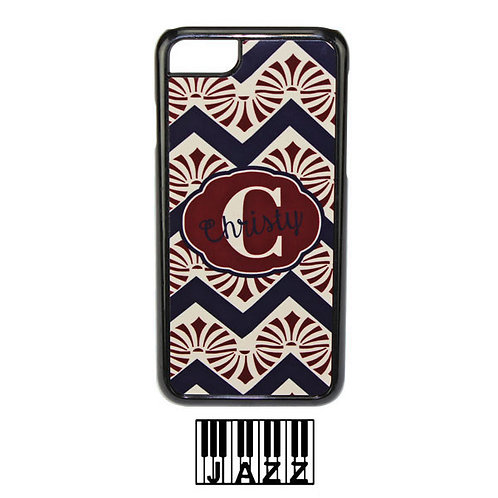 JAZZ Plastic Phone Cases for iPhone