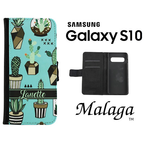 Notebook Phone Cases for Samsung