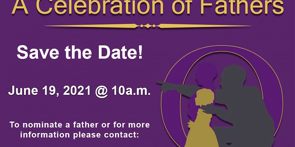 2021 Virtual Celebration of Fathers