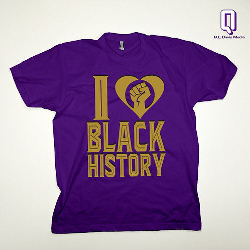 I Love Black History P&G Edition