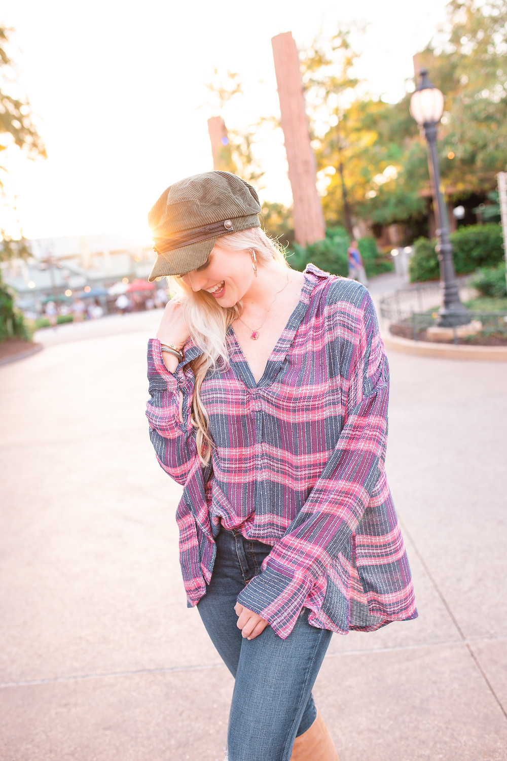 On Trend with Plaid