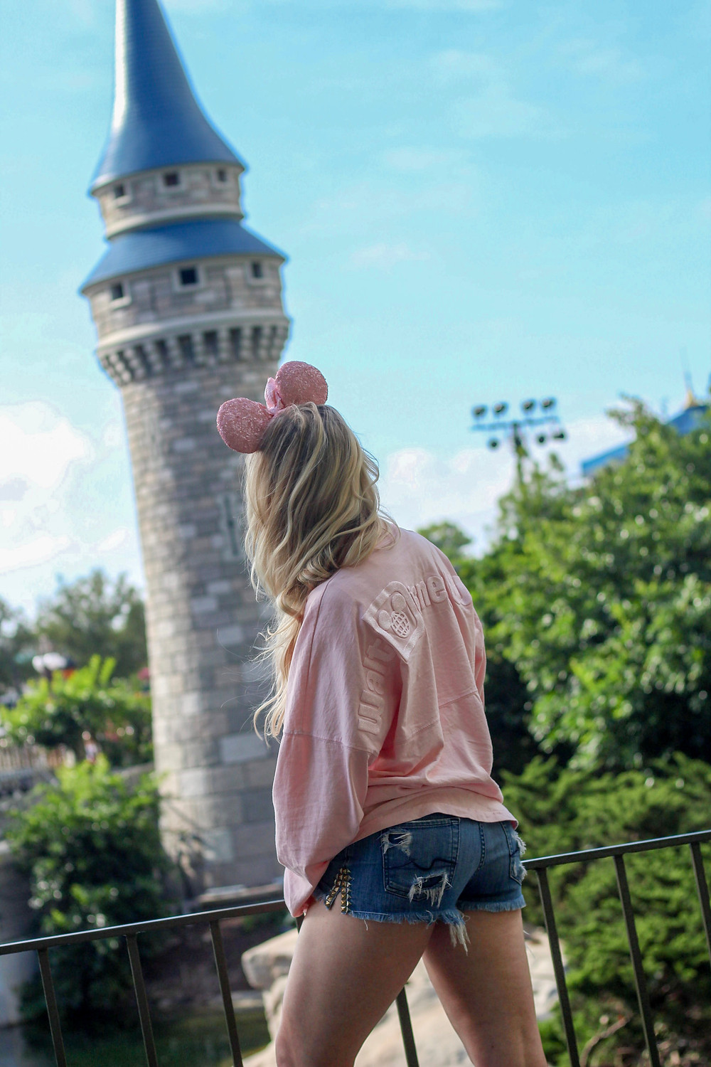 Disney Pink edition + Giveaway