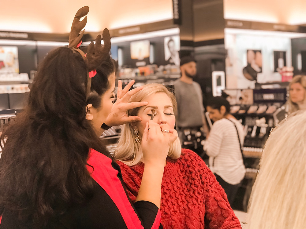 Sephora Holiday Party