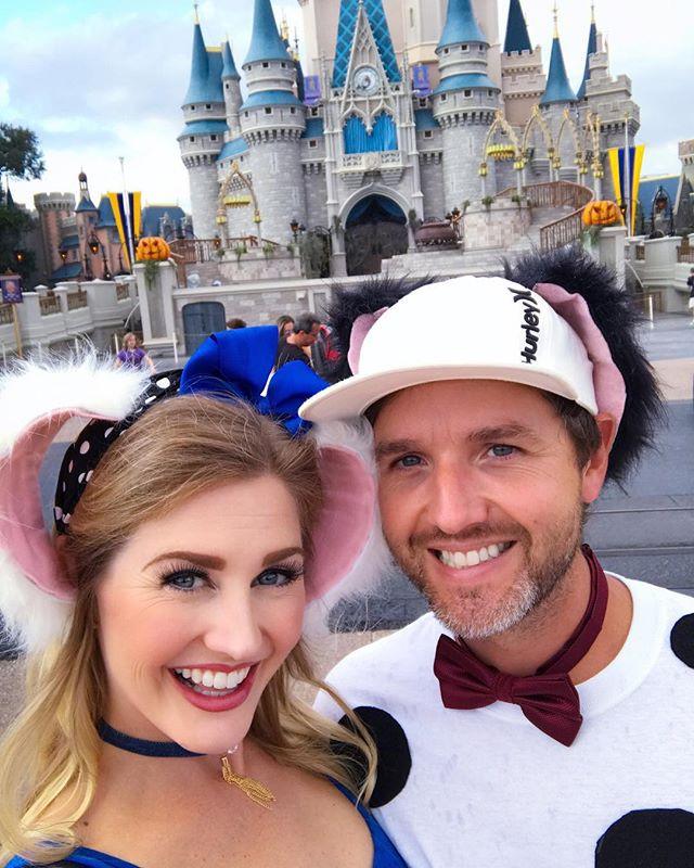 DIY Disney Bounding Dalmatians