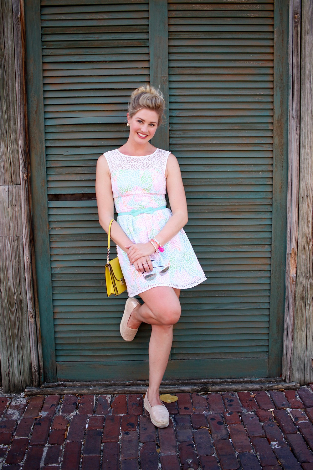 The Perfect Little Easter Dress
