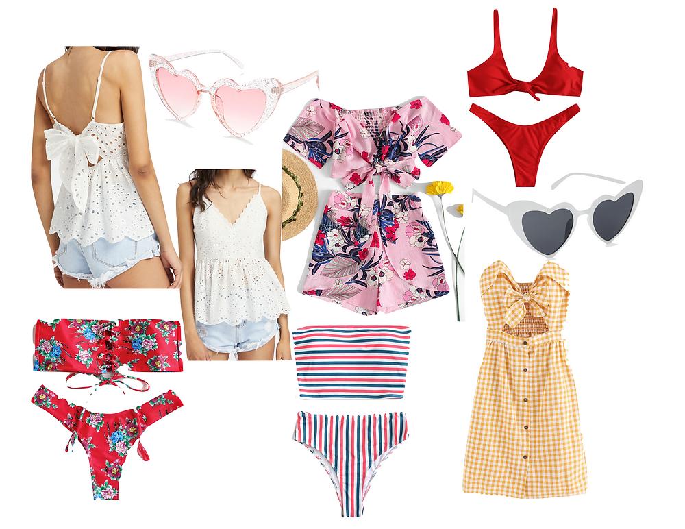 Romwe Summer Wishlist