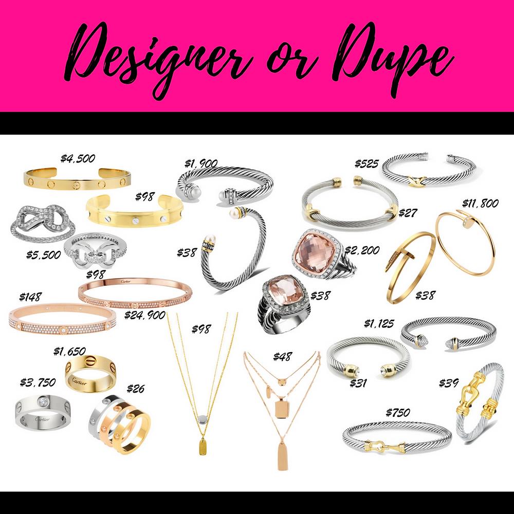 Designer or Dupe?